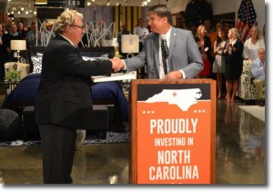 450 More Jobs for Davie County as Ashley Furniture Continues to Grow!