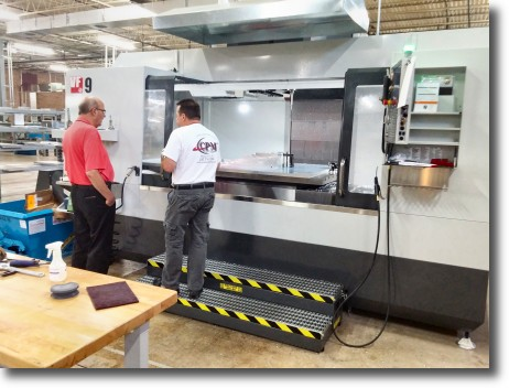 Carolina Precision Machining, Inc. – Davie County Firm Growing and Creating Aviation Jobs