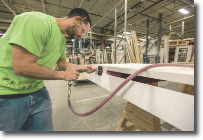 Opening Doors in Davie County — Reeb Millwork Expanding, Adding Jobs