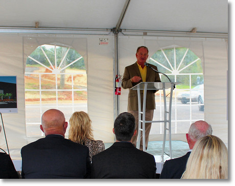 SouthPoint Developer Believes Investments in Davie County & America Have a Bright Future