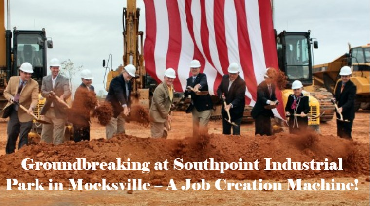 SouthPoint-Mocksville-Phase-3-Expansion-Groundbreaking-slider-1