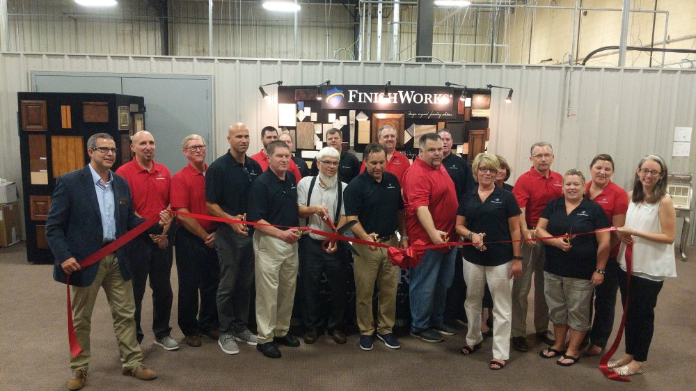 FinishWorks; Another Win for the Supply Chain Economy in Davie County
