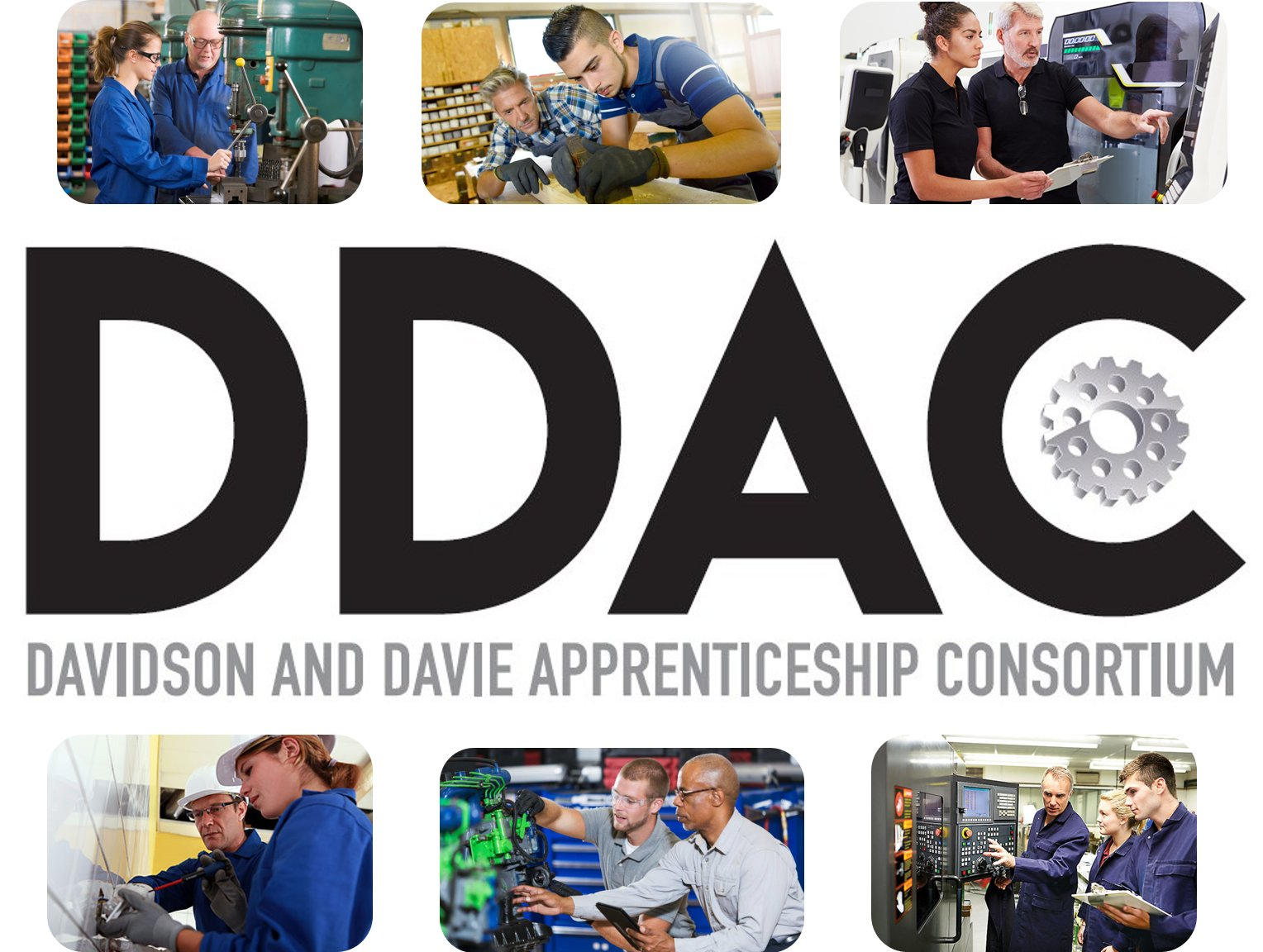 DDAC Apprenticeship Program ~ Go to College Free and Get a Paycheck at the Same Time – a Win-Win for Everyone