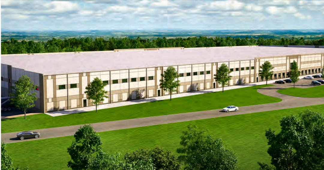 More Jobs on the Way! Announcing Davie Industrial Center – Almost 1 Million Square Feet of New Industrial Buildings Coming to Davie County!