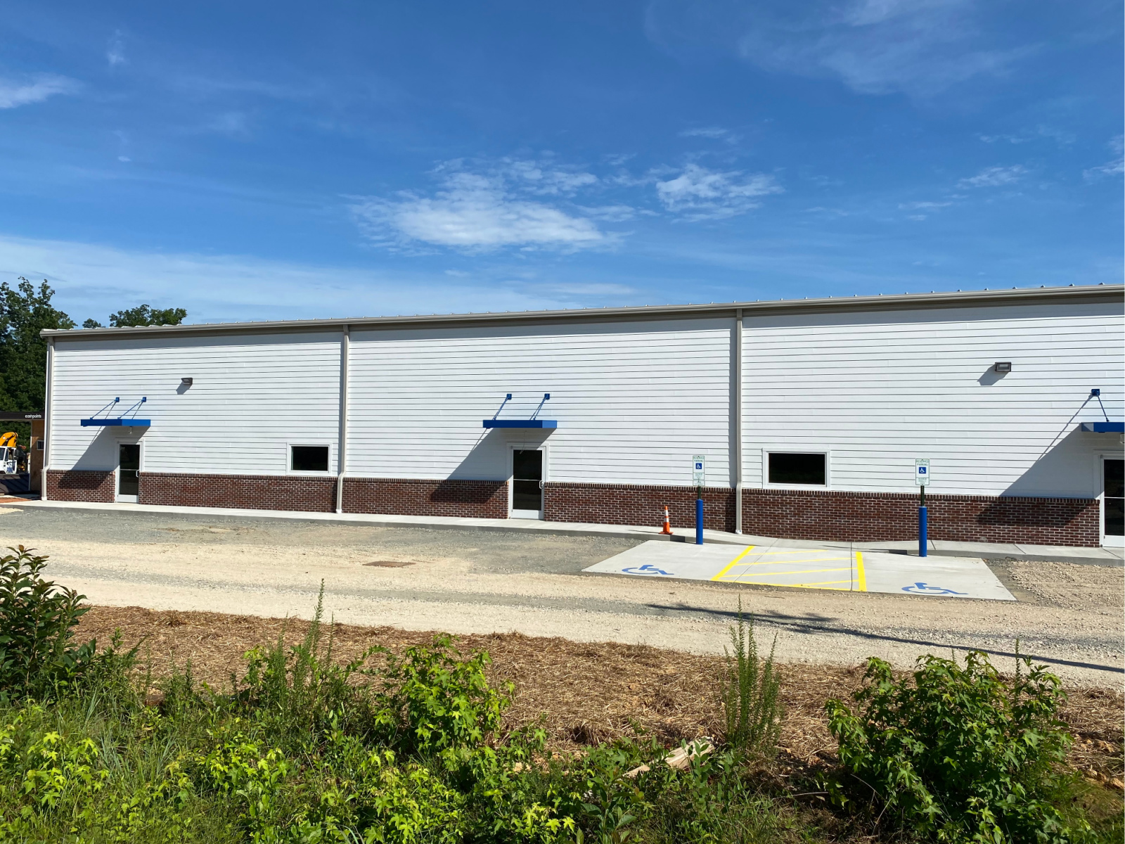 Spec Buildings Help New Davie County Businesses