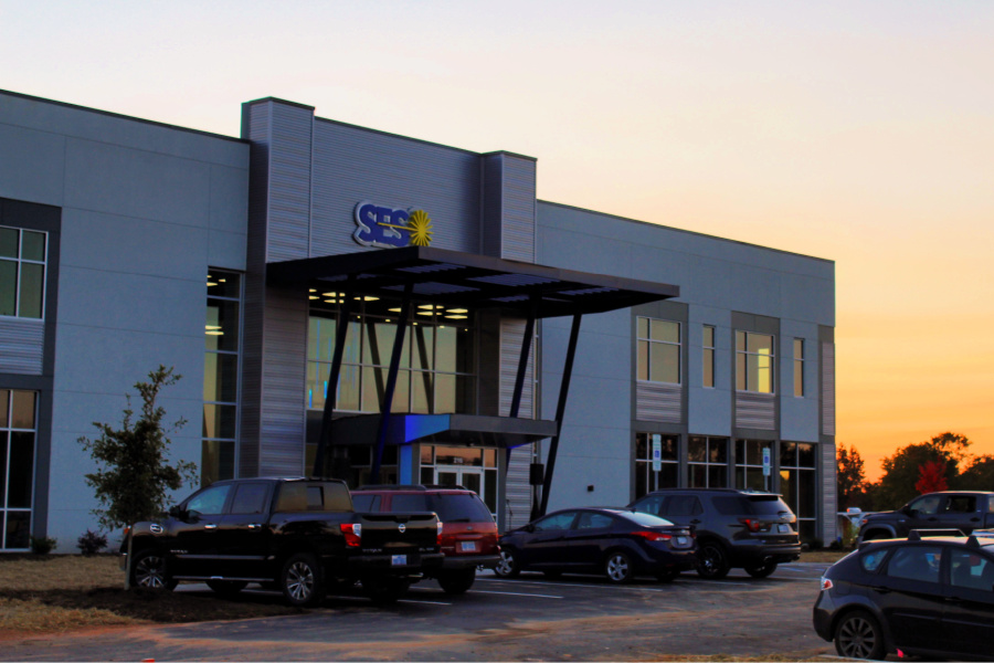 Davie County Economic Development Commission Welcomes SES