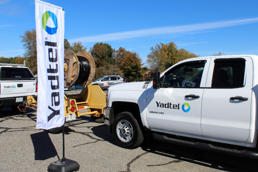 Yadtel Telecom will lay 70.6 miles of additional fiber connecting 5,686 people, 67 farms, and 18 businesses to high-speed broadband internet in Davie, Yadkin, and Iredell counties.