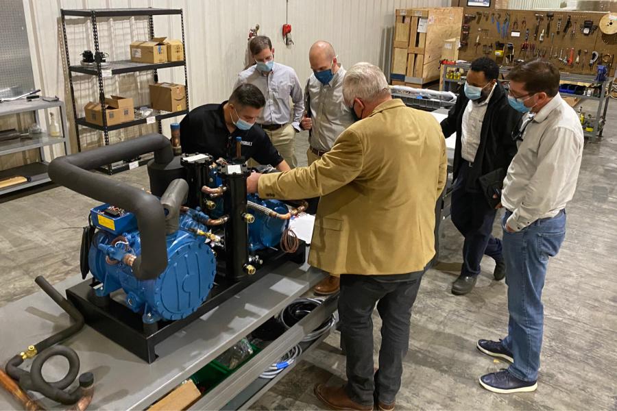 Pro Refrigeration Partners With CryoBuilt Through Expansion at its North Carolina Facility