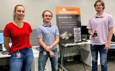 Ashley Furniture Internships Offers Davie Students Real-World Experience