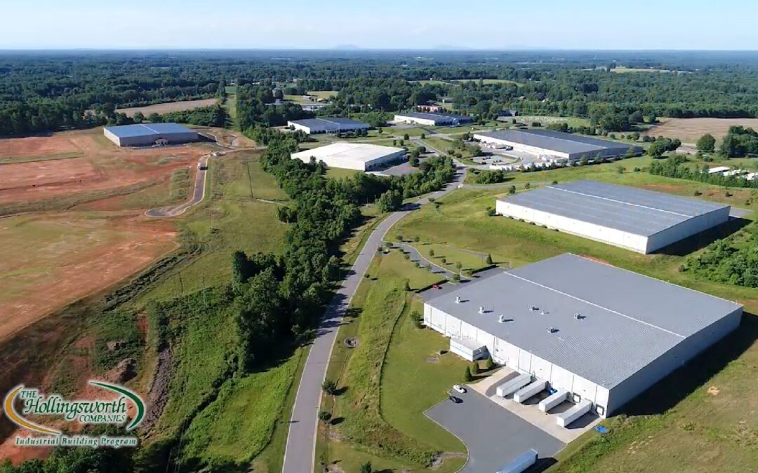 SouthPoint Industrial Park in Mocksville Continues to Expand